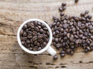 Mieszanka kawy  30% Robusta India i 70% Arabika z Ameryki Kawa Siesta
